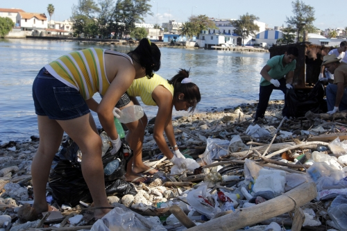 Coastal River Clean Up